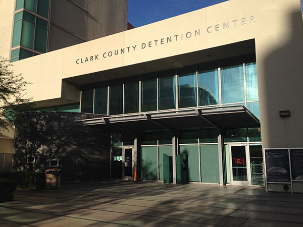 Clark County Detention Center Las Vegas 1