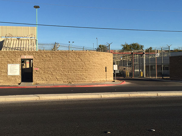 City of Las Vegas Jail