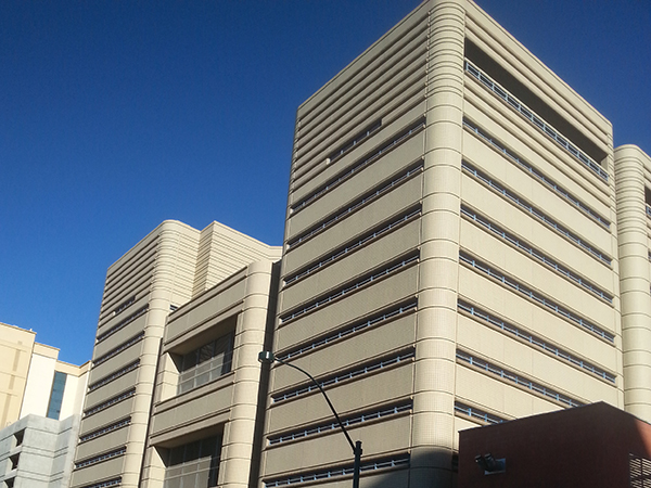 The CCDC is one of 3 Jails in Las Vegas