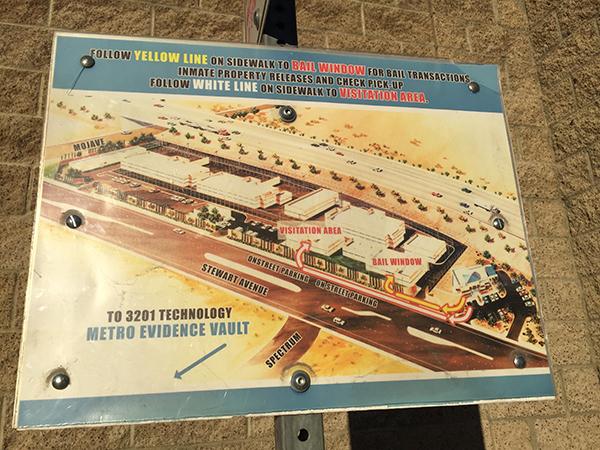 Find Inmates in Las Vegas Jail